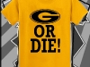 Grambling OR DIE! gold