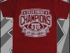 TSU Champions Grey Shirt
