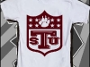 TSU NFL White Shirt