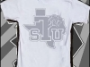 TSU New Logo White Shirt
